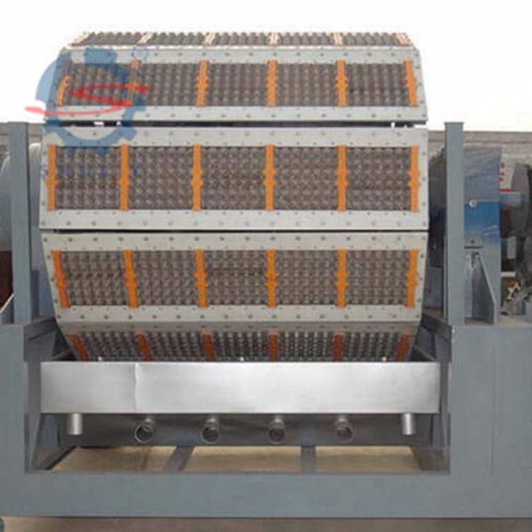 12 side egg tray machine