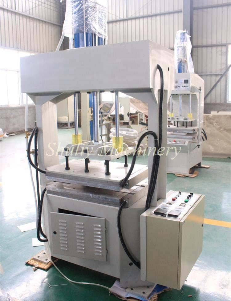 Egg tray packing machine