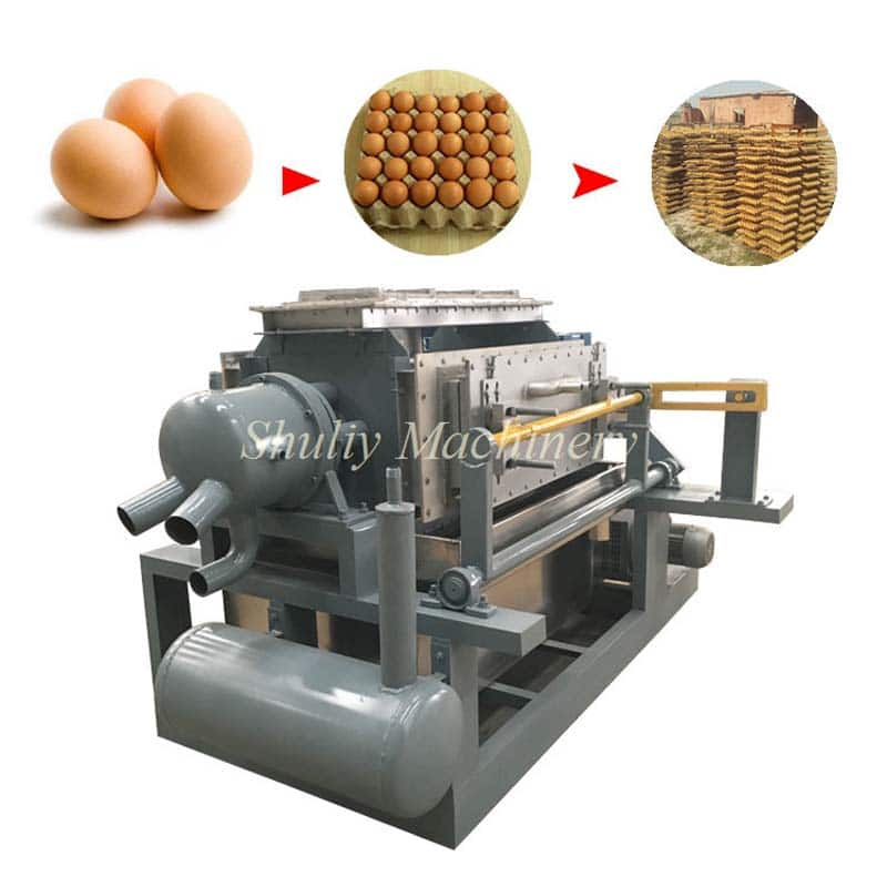 SL-3*4 Egg Tray Machine