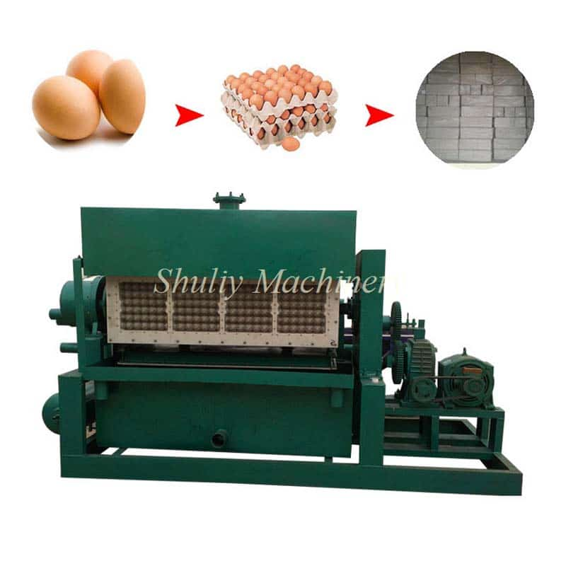 SL-4*4 Egg Tray Machine