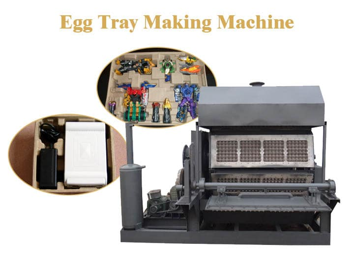 egg tray MacKing machine