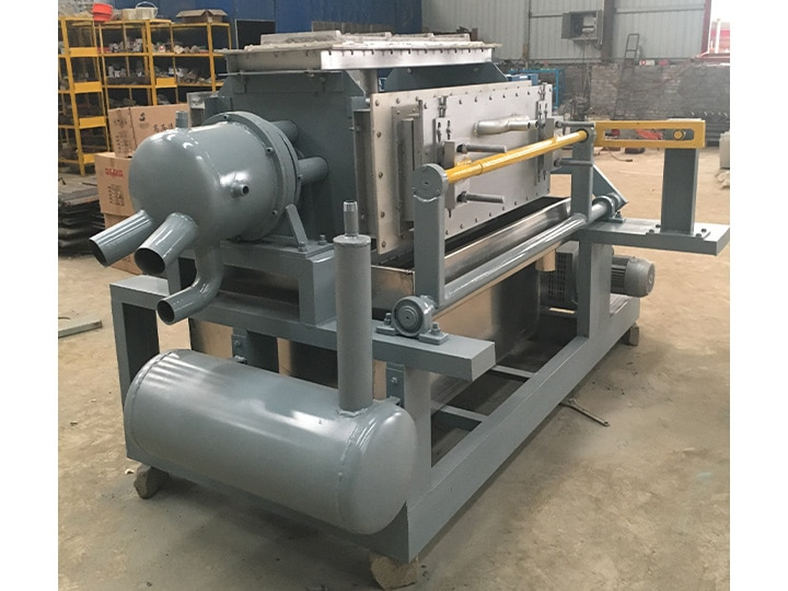 small type egg tray making machine for sale